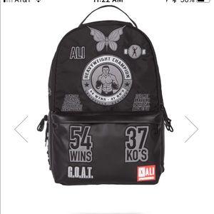 Handbags - NEW Sprayground Muhammad Ali Backpack